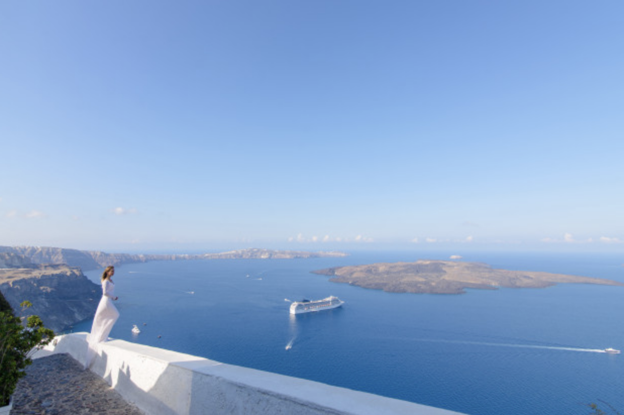Greece As a Wedding Destination