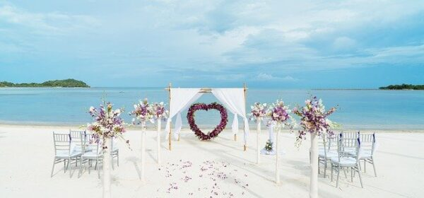 Destination Weddings: Hosting Your Wedding In Your Backyard